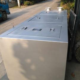 环保不锈钢隔油池