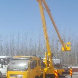 折叠18米高空作业车