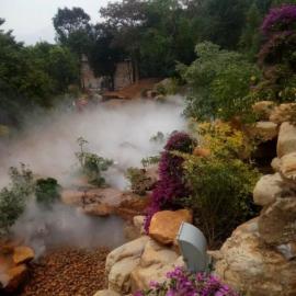 水雾景观系统