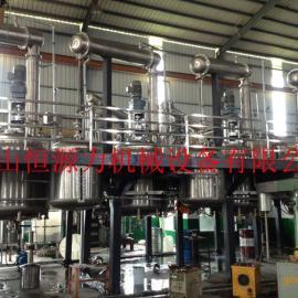 糯米胶设备 接枝胶反应釜 硅油生产设备