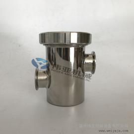 *加工304不锈钢卫生级空气阻断器