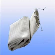 除尘器常温三防滤袋涤纶防水防油防静电针刺毡