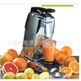 法国原装进口山度士SANTOS 10 C 带压盖柳橙榨汁机