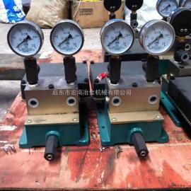 YZF-J4压力操纵阀