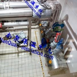 蒸汽阀门防烫保温套阀门可拆卸柔性隔热罩