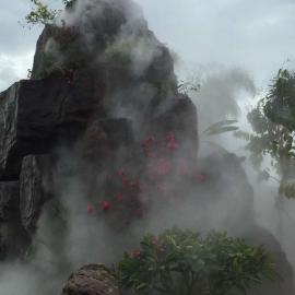 园林喷雾造景系统