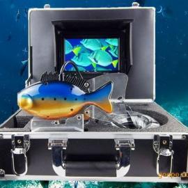 带录像型水下摄像机,水下摄像头QX708D