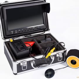 50米水下摄像机,5CM,12灯彩色水下摄像头