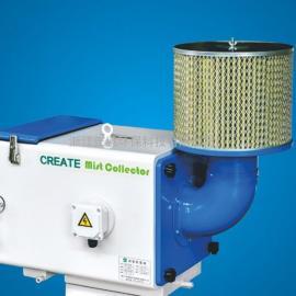 正境环保YWJC-LD600II机械加工切削液油雾收集净化器过滤回收机