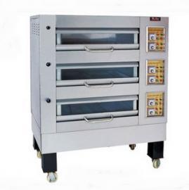 唯利安电烤箱YXD-90S 三层六盘电烤箱 烘焙烤箱
