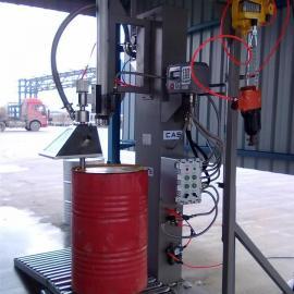 化工桶定量灌装设备-化工液体自动化计量灌装设备