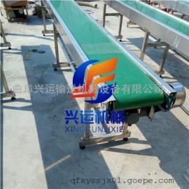 耐用型装车运料皮带机 液压升降皮带输送机价格