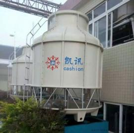 80吨耐高温冷却塔 工业型冷却水塔