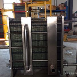 食品级全不锈钢板式换热器