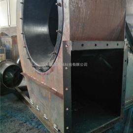 衬胶风机 F4-68耐腐蚀风机 化工防腐风机 抗老化风机