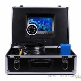 红外水下摄像机,红外线水下摄像机,井下探头QX707B