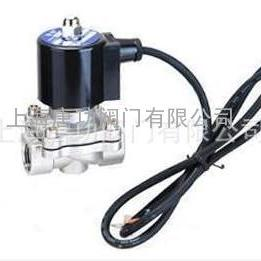 唐功2A-25B不锈钢防水电磁阀 DN25 1寸螺纹接口防水电磁阀