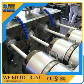 PVC塑料穿线管全套机器设备