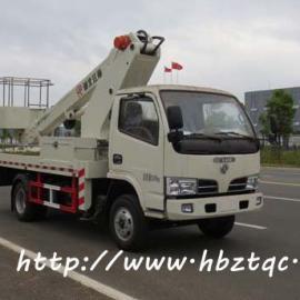 国五东风折臂 式18米高空作业车
