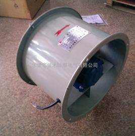叶片角度25°扇叶直径315mm低噪声轴流风机T35-11-3.15功率0.37KW