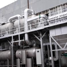活性炭吸附-脱附冷凝回收净化设施