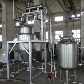 中药提取罐RY-NGS系列500L提取浓缩机组