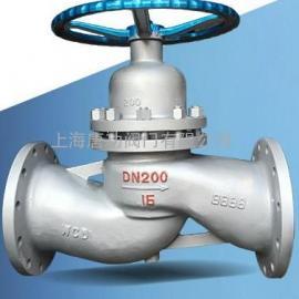 唐功U41SM-16C碳钢柱塞阀 蒸汽管道锅炉柱塞阀