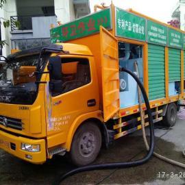 化粪池污水净化车-污泥移动式分离车-固液分离车 省人工 效率高