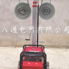 BT6000F全方位自动升降工作灯,5000W电机金卤灯光源大型照明车