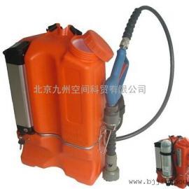 背负式电动细水雾灭火器/九州空间厂家