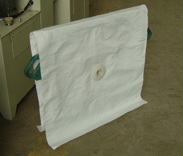 誉开 洗沙过滤污泥滤布 污水处理自动保压压滤机