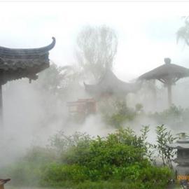 公园喷雾造景系统