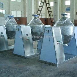 低温干燥混合一体设备,食品专用回转真空干燥机