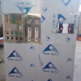 生活用水超滤设备 不锈钢板封闭式水处理设备
