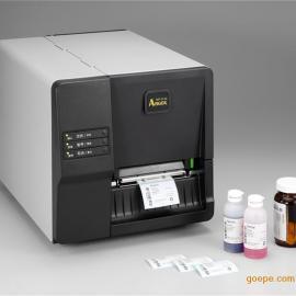 立象Argox MP-2140 203DPI 可容纳8寸外径纸张的工业级条码打印机