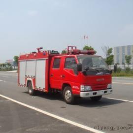 2吨水罐消防车厂家价格