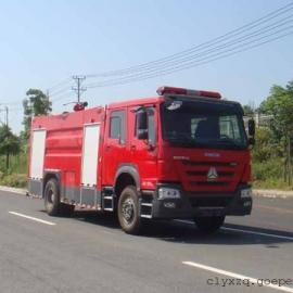8吨消防车价格