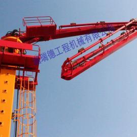 *直销生产供应 混凝土机械 布料机12米15米18米三轴承