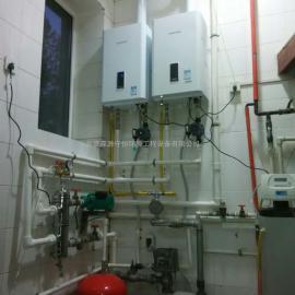 SPA热水工程