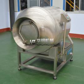 华钢不锈钢呼吸式真空滚揉机800L
