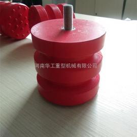 聚氨酯防撞器 JHQ-A-8�梯塔吊配件 螺柱式��_器