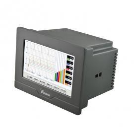 宇电AI-3502M多路大尺寸触摸操zuo记lu型显示报警仪表