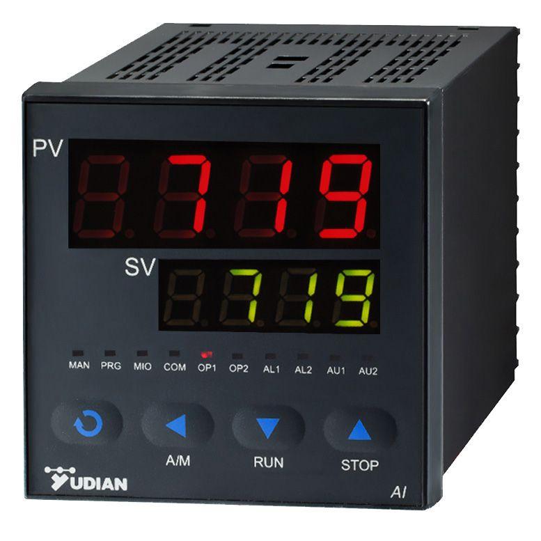 宇电AI-719PID智能温控器手自动调节