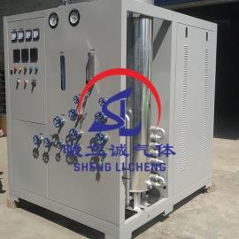 ��立诚SLCAQ-10立方氨气分解炉(氨分解制氢装置厂家)