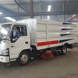 五十铃5吨洗扫车生产厂家价格