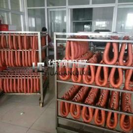 蒸汽式香肠烟熏炉 200公斤香肠烟熏炉生产商