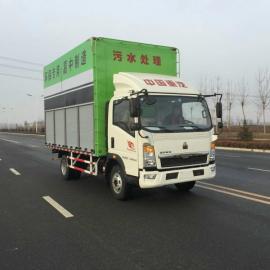 嘉中科技一体化养殖污水处理车AG官方下载,干湿分离车