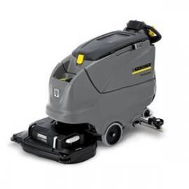 德国凯驰 手推式洗地机 B80W BP 洗地吸干机