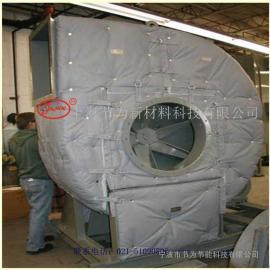 上海节为 燃汽轮机保温燃气轮机保温套燃气轮机保温被 可拆卸式保