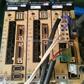 友信机械手安川伺服器维修SGDS-01A12AY27